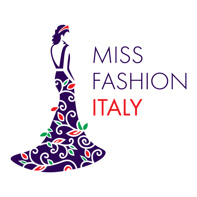 Miss Fashion Italy Logo Large